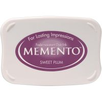 "Тампон с мастило Memento ""Sweet Plum"""