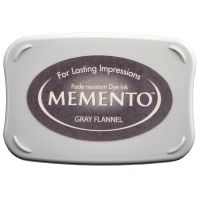 "Тампон с мастило Memento ""Gray Flannel"""