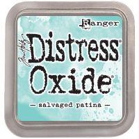 """Дистрес оксид мастило """"Salvaged Patina"""""""