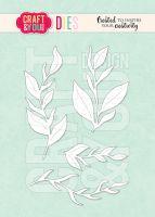 Щанци за изрязване на клонки - комплект 2, Craft&YouDesign
