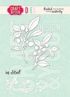 Щанци за изрязване на клонки с плодчета, Craft&YouDesign