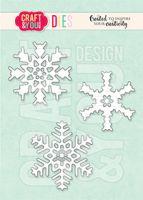 Щанци за изрязване на снежинки, Craft&YouDesign