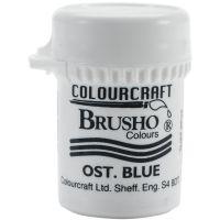 Сух пигмент Brusho Crystal - Ost.Blue