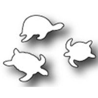 """Щанца за изрязване """"Малки костенурки"""""""