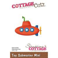 "Щанци за изрязване ""Играчка - подводница"", Cottage Cutz"