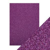"Брокатен картон ""Nebula Purple"", 5л., А4, 250гр."